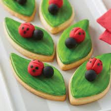 ladybug cookies cookie decorating ideas cookie ideas wilton