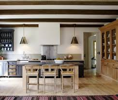 photo gallery tables as kitchen islands modern country kitchens