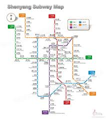 Beijing Subway Map by Shenyang Maps Maps Of Shenyang U0027s Tourist Attractions And
