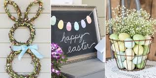 easter decorations 28 diy easter decorations easter decorating ideas
