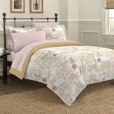 Travel Decor Travel Themed Bed Comforter Comforters Decoration