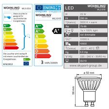 Wohnzimmer Lampe 6 Flammig Wohnling 6 Flammiger Led Strahler Warmweiß Eek A Inkl 6x3 Watt