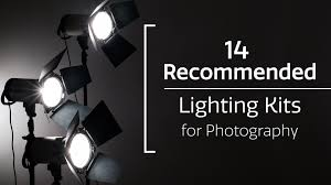 what is the best lighting for 14 recommended lighting kits for photography b h explora