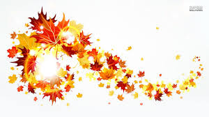 free autumn clipart backgrounds fall leaves background clipart