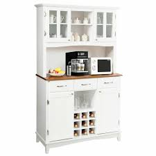 white kitchen storage cabinet buffet and hutch kitchen storage cabinet hw64504