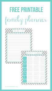 weekly family meal planner template 2015 printable weekly family planner weekly printable coloring 2015 free printable family planner i heart nap time