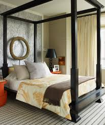 Poster Bed Canopy Bed Frame Designs Kids Eclectic With 4 Poster Bed Bedroom