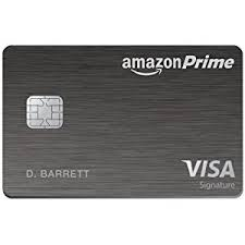 Chase Visa Business Credit Card Amazon Com Amazon Prime Rewards Visa Signature Card Credit Card