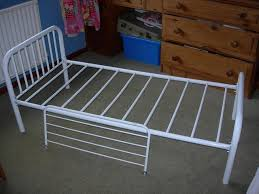 Metal Toddler Bed Toddler Beds Second Hand Beds And Bedding Buy And Sell In The