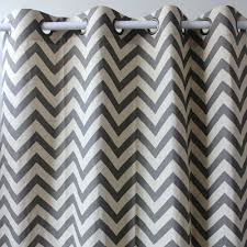 Gray And White Chevron Curtains Curtains Chevron Curtains Chevron Bathroom Ideas Chevron