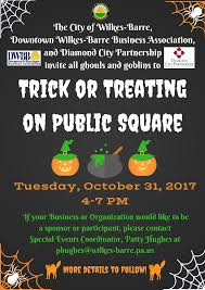 halloween city return policy special events city of wilkes barre