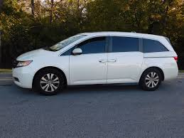 used honda odyssey wheels 2014 used honda odyssey 5dr ex l at honda of fayetteville serving