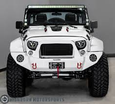 jeep rubicon 2017 pink the force is strong with this custom stormtrooper jeep wrangler