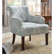 best master furniture teal and light blue accent chair free