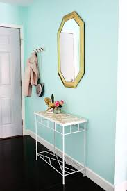 Turquoise Entry Table by 40 Best Entryway Furniture Ideas Interiorsherpa
