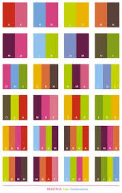 Matching Color Schemes | great color combinations beautiful color schemes color