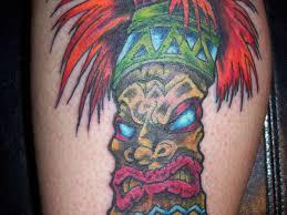 25 magnificent tiki tattoo designs slodive