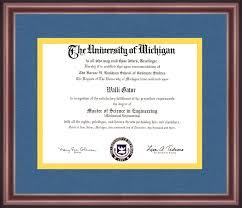 of michigan diploma frame of michigan diploma frame talking walls