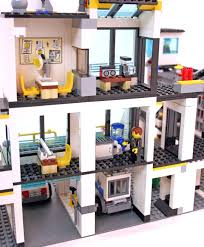 Lego Headquarters Police Headquarters Lego Set 7744 1 Building Sets U003e City U003e Police