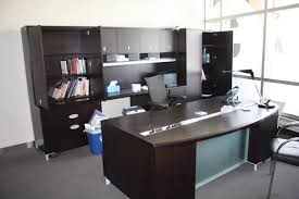 modern office desks furniture luxury black modern executive office furniture concept