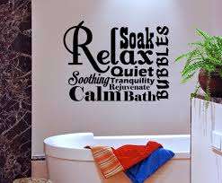 spa bathroom rules lettering bath word vinyl decor decal wall art spa bathroom rules lettering bath word vinyl decor decal wall art