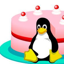 Penguin Birthday Meme - happy birthday linux clip art at clker com vector clip art