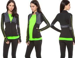 running apparel active wear