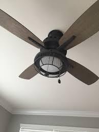 industrial looking ceiling fans farmhouse industrial ceiling fans danegooddecor pinterest