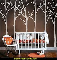 Bedroom Wall Murals by Decorating Theme Bedrooms Maries Manor Tree Murals Tree Wall