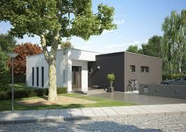 Kampa Haus Bungalow Im Bauhausstil Okal Haus Fertighaus Hausbaudirekt De