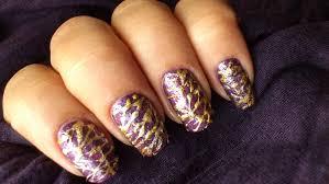 james bond look nail polish designs youtube