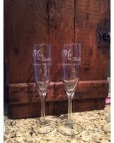 personalized glasses wedding amazing deal on set of 2 hearts wedding toasting flutes wedding