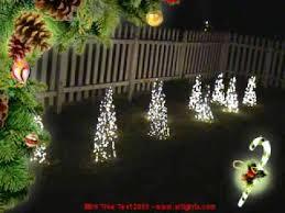 santa rosa christmas lights mini tree christmas lights 2009 srlights com santa rosa