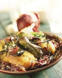 recette de cuisine poulet recette poulet farci sous la peau au chorizo