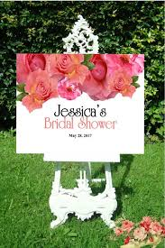 baby shower welcome sign baby shower welcome sign welcome bridal shower sign digital