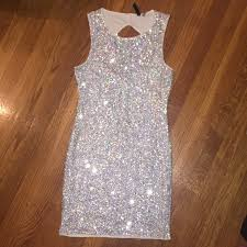 glitter dresses for new years h m dresses skirts hm sparkly silver sequin new years dress 6