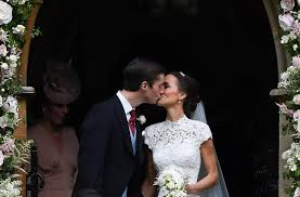 pippa middleton u0027s wedding of the year in pictures