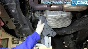how to change engine oil and filter 2001 06 hyundai elantra 2 0l