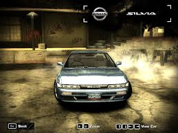 nissan 180sx modified 1992 nissan silvia s13 club k u0027s need for speed most wanted skin