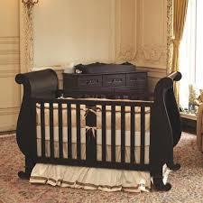 Espresso Baby Crib by