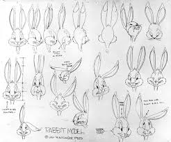 first mckimson heads model sheets pinterest bugs bunny and