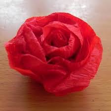 Paper Roses The 25 Best Crepe Paper Roses Ideas On Pinterest Crepe Paper