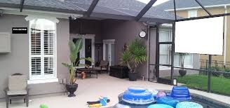 outdoor projector setup avs forum home theater discussions and