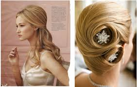 Elegant Bridal Hairstyles by Best Hairstyles For Long Hair Wedding Hair Fashion Style Color