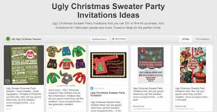 Christmas Sweater Party Ideas - ugly christmas sweater party ideas 10 tips to having a great party