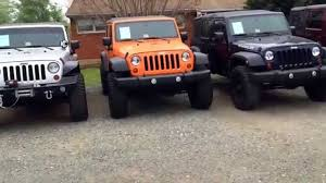 orange jeep rubicon orange crush jeep wranglers youtube
