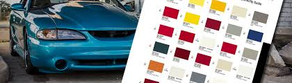 mustang paint codes find mustang color codes cj pony parts