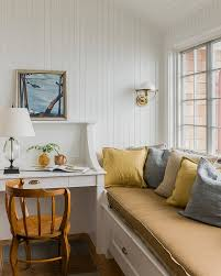 Home Decorating New England Style 10 Cheerful Home Offices With Beautiful Beach Style Decor Advisor