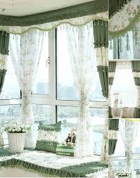Bay Window Curtains Bay Window Curtains Bay Window Curtain Ideas