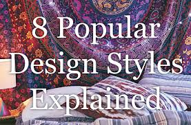 types of design styles interior design styles 8 popular types explained froy blog